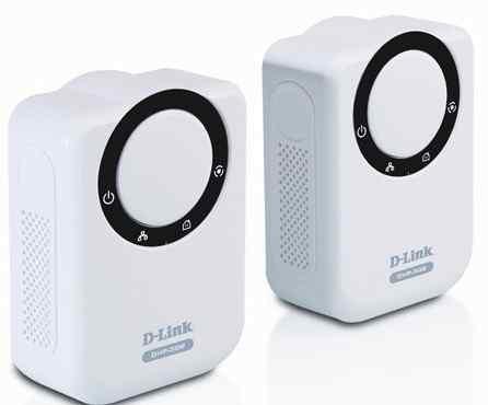 Адаптеры комплект по 2шт. DHP-300 D-Link