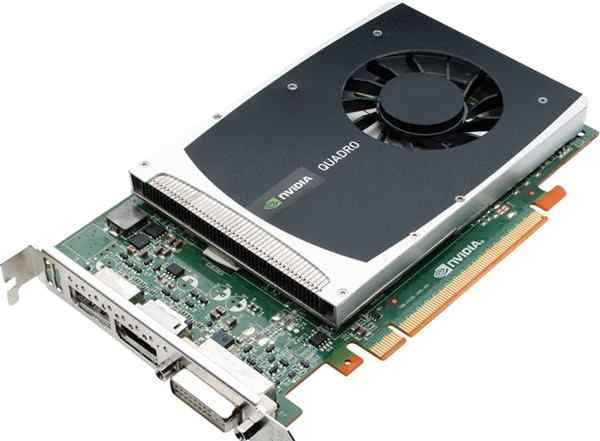 Видеокарта PCI-E PNY nvidia Quadro 2000