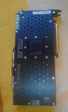 Видеокарта asus GeForce GTX 770 Продажа/Обмен