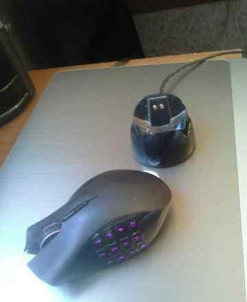 Razer naga epic black мышь беспроводная Bluetooth