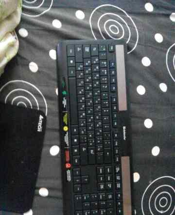 Безпроводная клавиатура defender