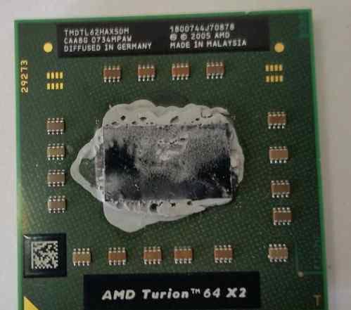 AMD Turion 64 X2 TL62