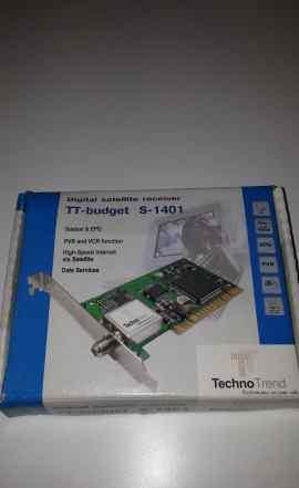 TT-budget S-1401 компьютерный DVB-S приемник