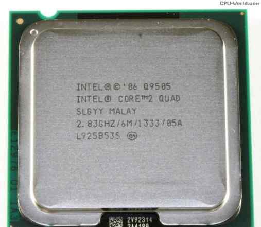 4-ядерный процессор, Socket LGA775