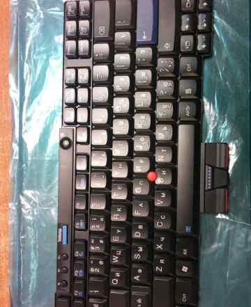 Клавиатура для lenovo x200, X201
