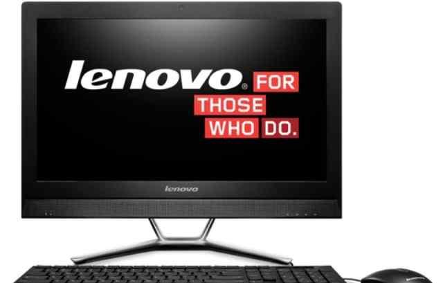 Новый моноблок Lenovo C470