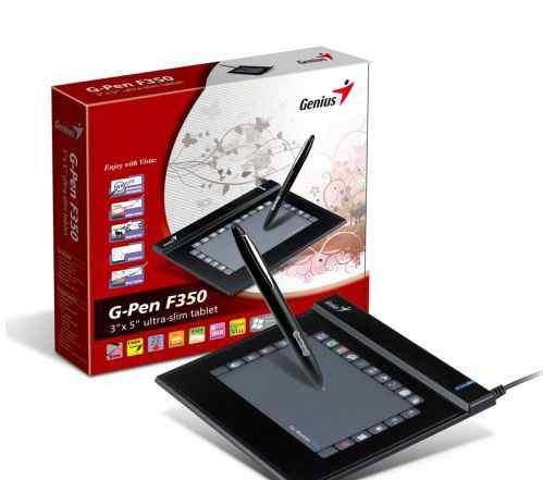 Графический планшет Genius G-Pen F350, G-Pen 4500