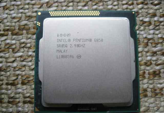 Intel Pentium G850 Sandy Bridge (2900MHz, LGA1155
