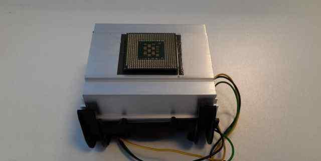Процессор Пентиум 4 2.6 Socket 478