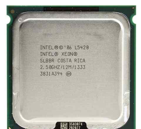 771 775 Xeon l5420