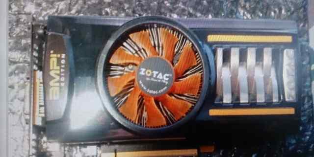 Zotac GTX460 Amp Edition