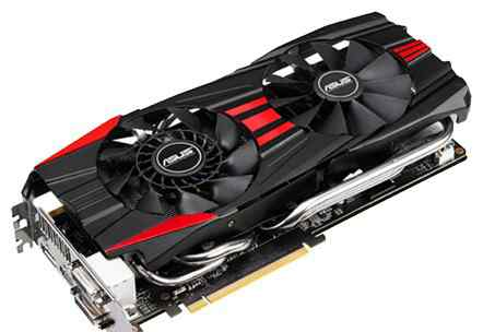 Asus GeForce GTX 780 889Mhz PCI-E 3.0 3072Mb