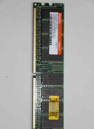 Hynix DDR PC3200 512MB 400MHz