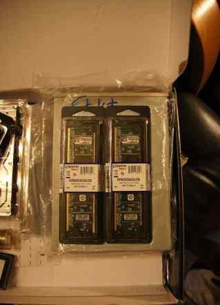 Память DDR 256 мб Kingston KVR400X64C3A/256