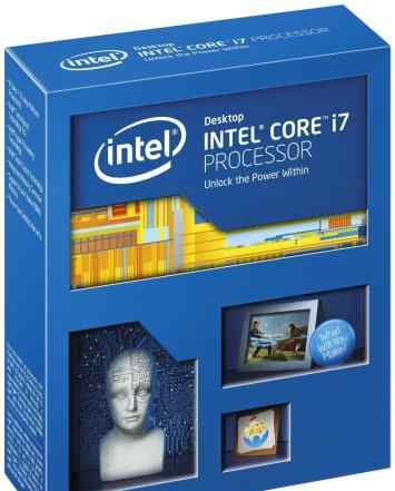 Процессор Intel Core i7-5960X Extreme Edition