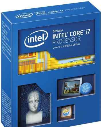 Процессор Intel Core i7-5960X Extreme Edition