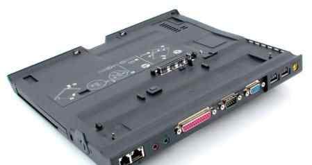 Новая докстанция ThinkPad X6 Ultrabase дляX60, X61