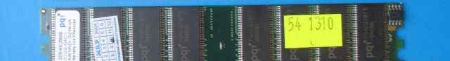PQI dimm DDR 256Mb 400Mhz