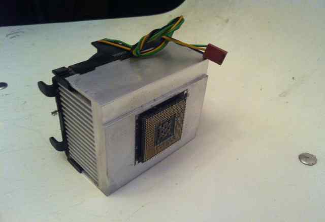 Процессор Celeron 2200 MHz 128k