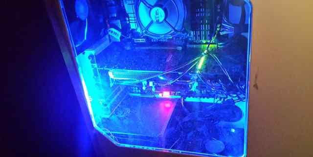 Игровой компьютер Core i3 4360, 16gb RAM, 580GTX