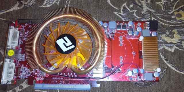 HD 4850 1GB 256-битный gddr3 PCI E