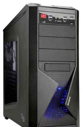 Intel Xeon E3-1270 8 вирт. ядер 3.4/16GB ECC/raid1