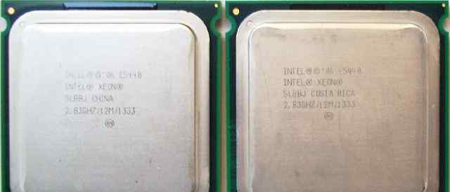 Intel xeon quad E5440 2.83GHZ/12M/1333MHZ LGA771