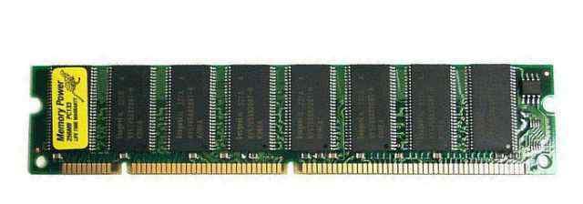 Память PC133, 256Мб (озу) Проверенная