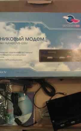 Спутниковый модем Триколор Hybrid DVB-GSM
