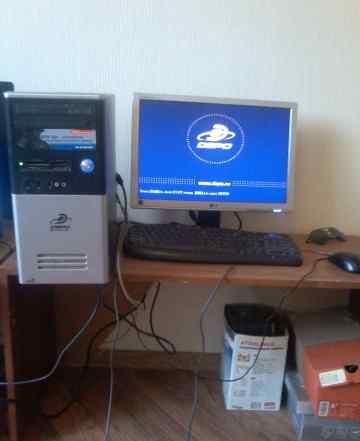 Компьютер depo EGO 8330