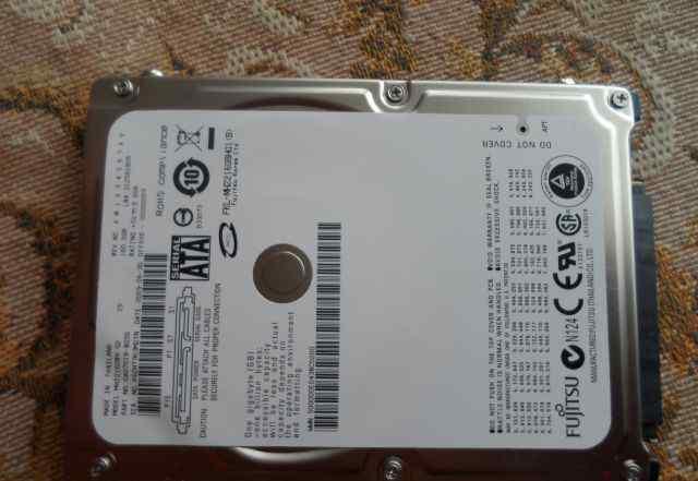 HDD 160 Gb, Fujitsu, sata