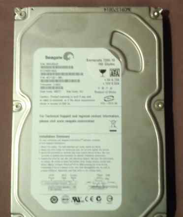HDD Seagate ST3160815AS 160 Gb
