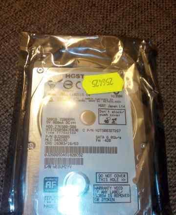 Жесткий диск для ноута 500gb новый