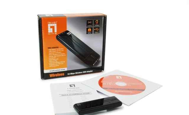 Wi-Fi адаптер Level One WNC-0305 USB-v1