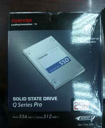 Toshiba SSD Q-series PRO 256Gb