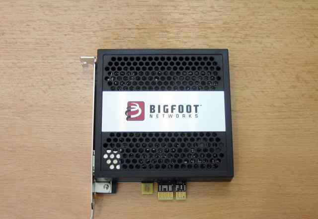 Bigfoot Networks Killer 2100