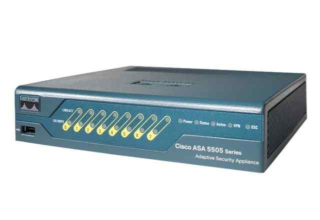 Cisco ASA 5505 v04