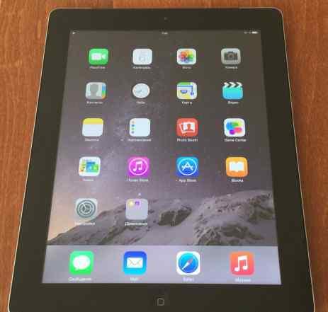 iPad 3 Retina 64Gb + 4G