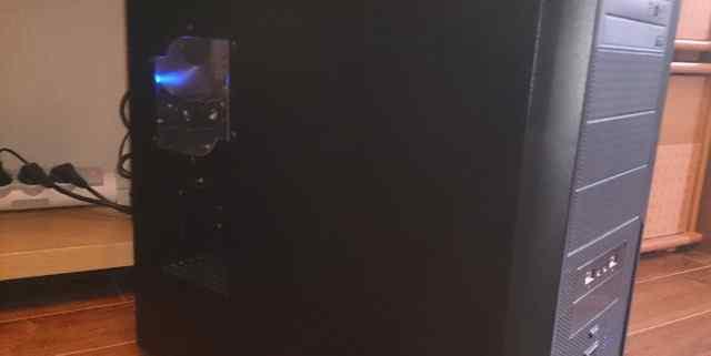 Стационарный компьютер +  монитор Samsung