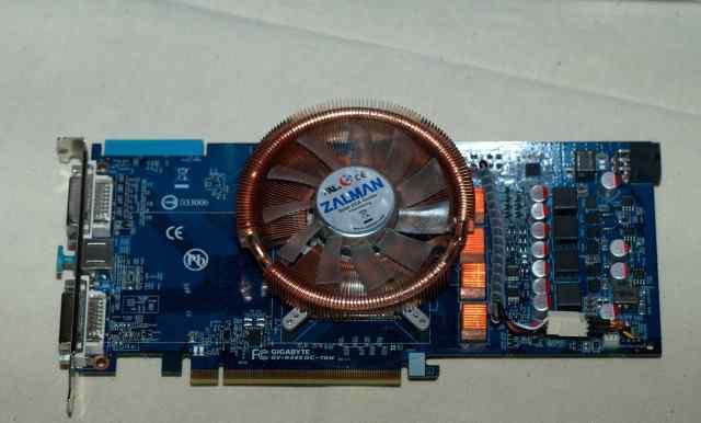 Видеокарта Gigabyte Radeon HD 4850