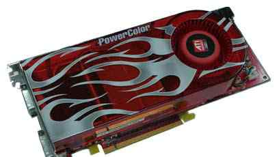 PowerColor Radeon HD 2900 Pro 600Mhz PCI-E 512Mb