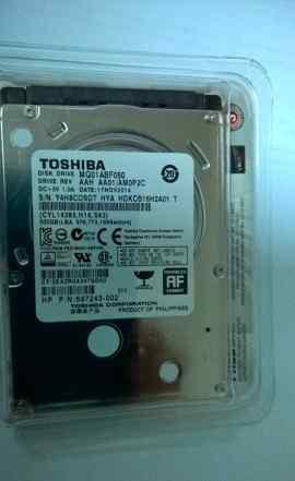 Магнитный (HDD) жёсткий диск Toshiba MQ01ABF050