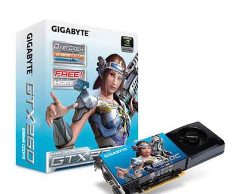 Gigabyte GeForce GTX 260 448 bit