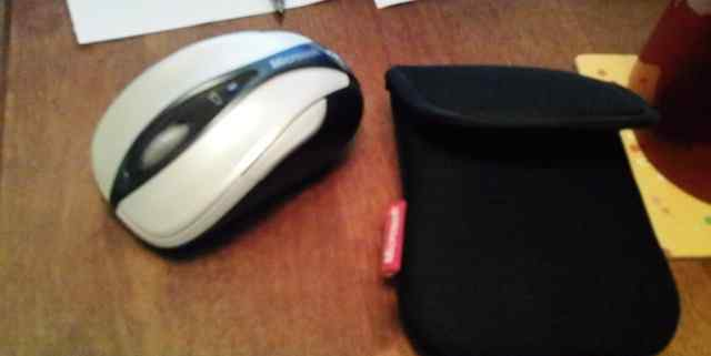 Мышь microsoft notebook mouse 5000 (Bluetooth)