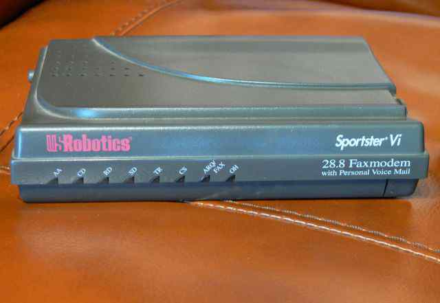 Факсмодем US Robotics Sportster Vi, 28.8