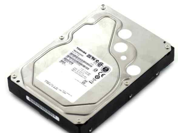 HDD toshiba MG03ACA100 SATA III 1TB(осталось 3)
