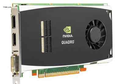 Nvidia Quadro FX 1800 768MB Video Card