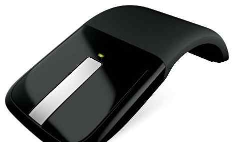 Microsoft Arc Touch Mouse Black USB