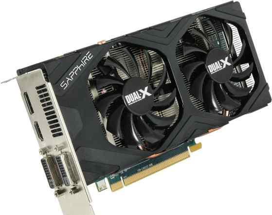 Sapphire Radeon HD 7850 (аналог R7 265)
