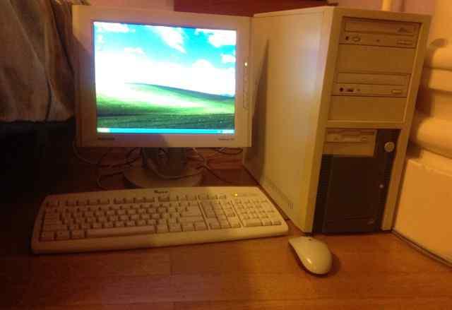 Настольный компьютер для офиса/дома